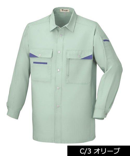 【DAIRIKI】MAX700(07004)「長袖シャツ」のカラー4