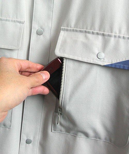 【DAIRIKI】MAX700(07004)「長袖シャツ」のカラー10