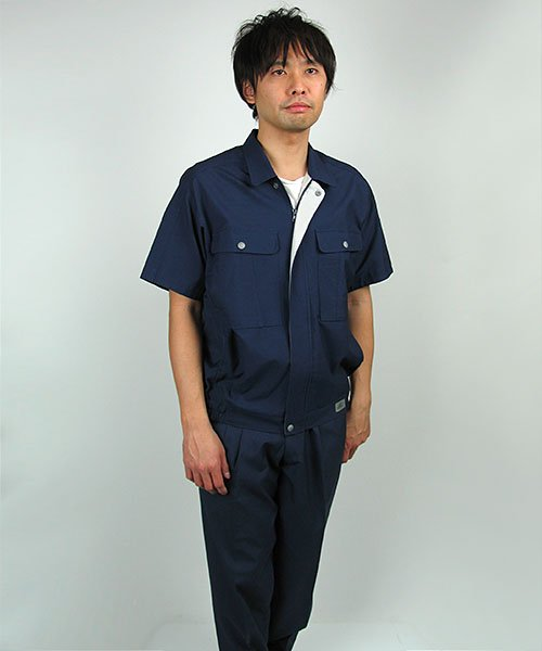 【DAIRIKI】717(07171)「半袖ブルゾン」のカラー19