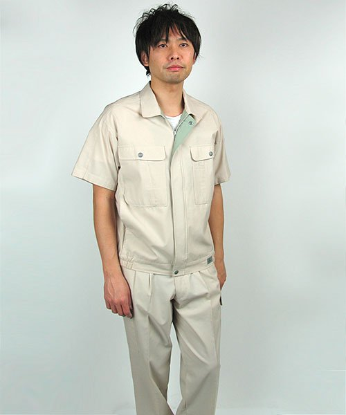 【DAIRIKI】717(07171)「半袖ブルゾン」のカラー20