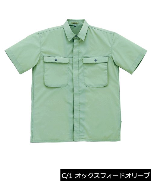 【DAIRIKI】51S(55513)「半袖シャツ」のカラー2