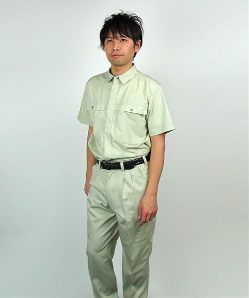 【DAIRIKI】51S(55513)「半袖シャツ」のカラー12