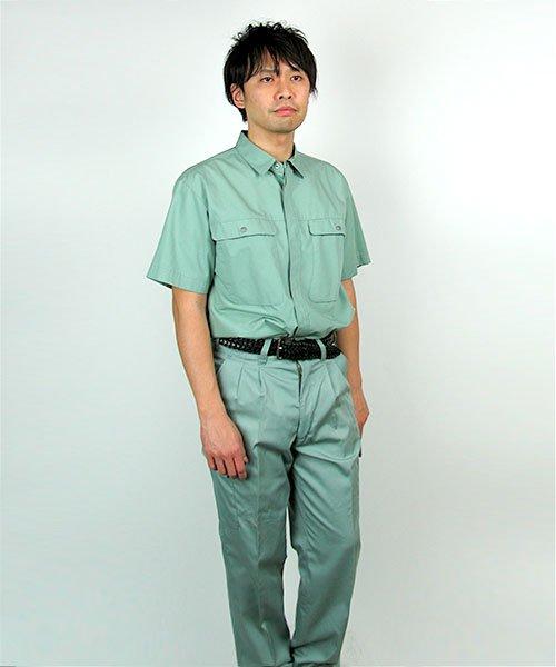 【DAIRIKI】51S(55513)「半袖シャツ」のカラー14
