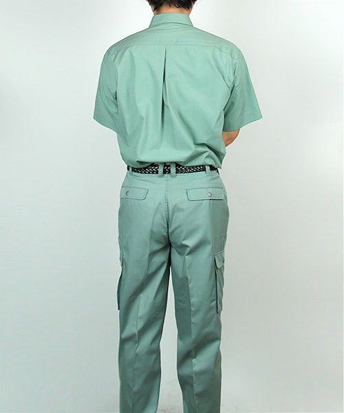【DAIRIKI】51S(55513)「半袖シャツ」のカラー16