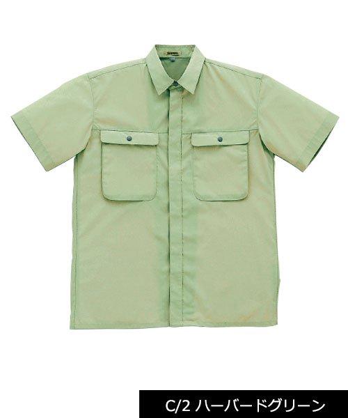 【DAIRIKI】51S(55513)「半袖シャツ」のカラー3