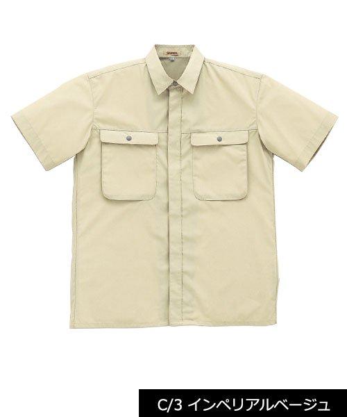 【DAIRIKI】51S(55513)「半袖シャツ」のカラー4