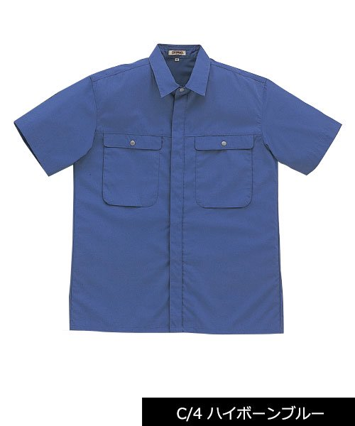 【DAIRIKI】51S(55513)「半袖シャツ」のカラー5