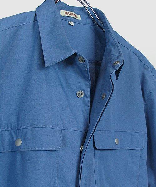 【DAIRIKI】51S(55513)「半袖シャツ」のカラー6