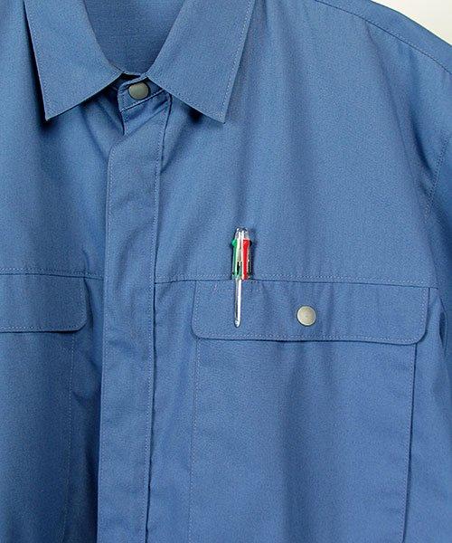 【DAIRIKI】51S(55513)「半袖シャツ」のカラー7
