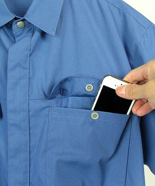 【DAIRIKI】51S(55513)「半袖シャツ」のカラー8