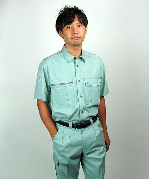 【DAIRIKI】27003「半袖シャツ」のカラー14