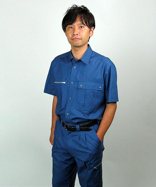 【DAIRIKI】27003「半袖シャツ」のカラー15