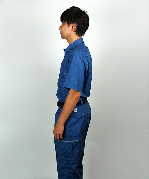 【DAIRIKI】27003「半袖シャツ」のカラー16