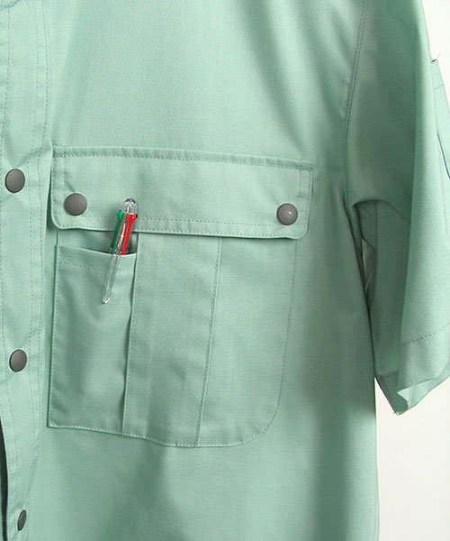 【DAIRIKI】27003「半袖シャツ」のカラー7
