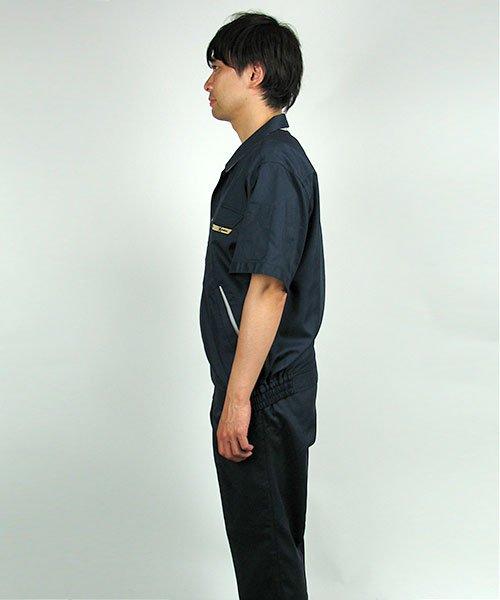 【カンサイユニフォーム】K70501「半袖ブルゾン」のカラー20