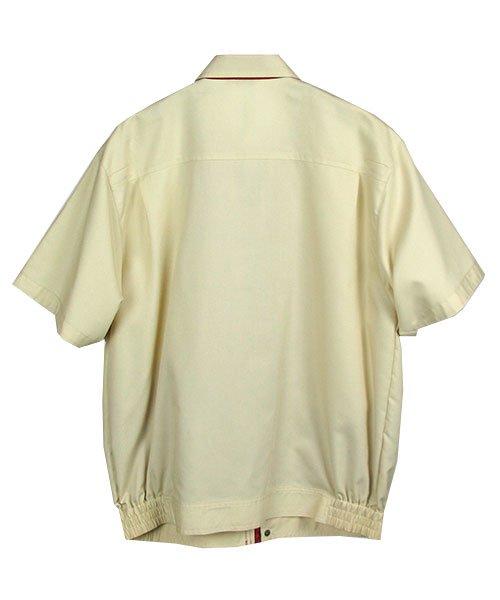 【カンサイユニフォーム】K70501「半袖ブルゾン」のカラー7