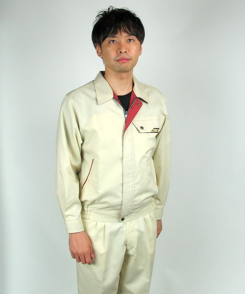 【カンサイユニフォーム】K70502「長袖ブルゾン」のカラー15