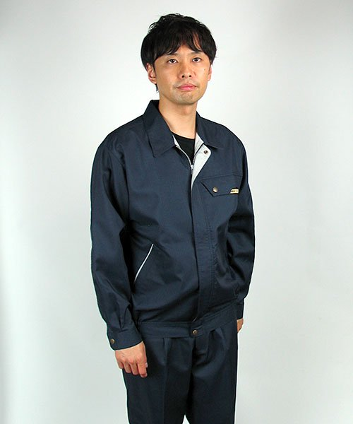 【カンサイユニフォーム】K70502「長袖ブルゾン」のカラー16