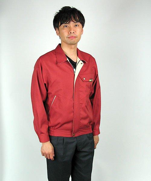 【カンサイユニフォーム】K70502「長袖ブルゾン」のカラー18