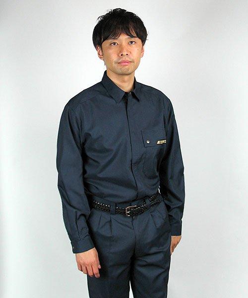 【カンサイユニフォーム】K70504「長袖シャツ」のカラー11
