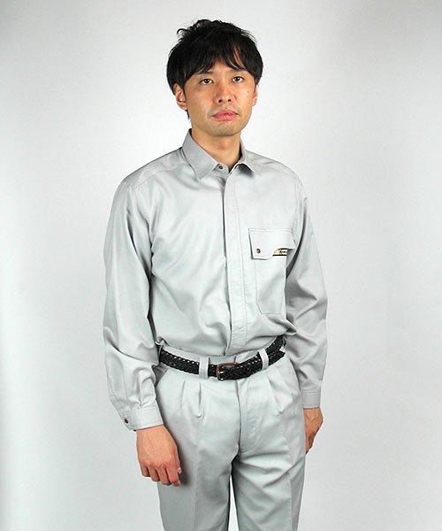 【カンサイユニフォーム】K70504「長袖シャツ」のカラー12