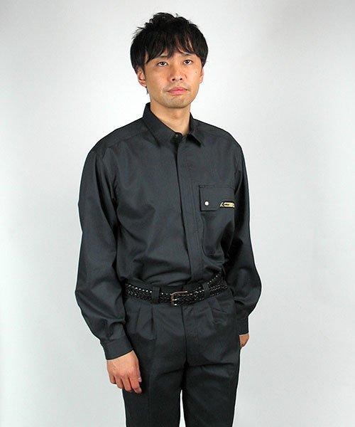 【カンサイユニフォーム】K70504「長袖シャツ」のカラー13