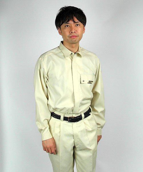 【カンサイユニフォーム】K70504「長袖シャツ」のカラー14
