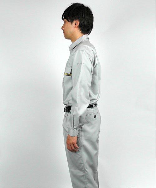 【カンサイユニフォーム】K70504「長袖シャツ」のカラー16