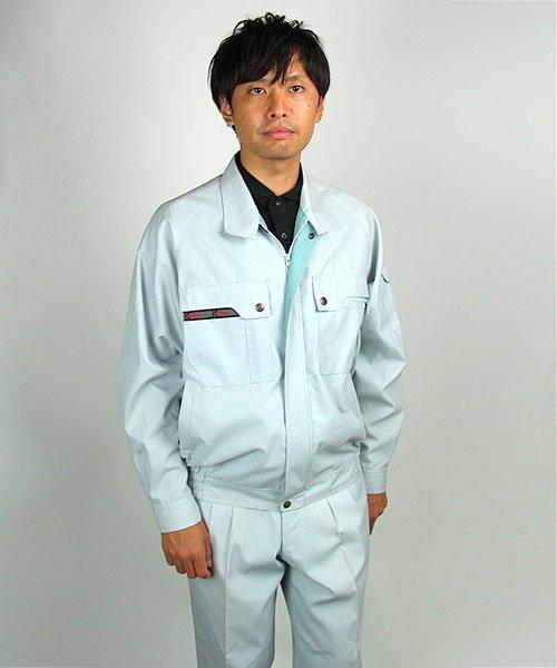 【カンサイユニフォーム】K30202「長袖ブルゾン」のカラー18