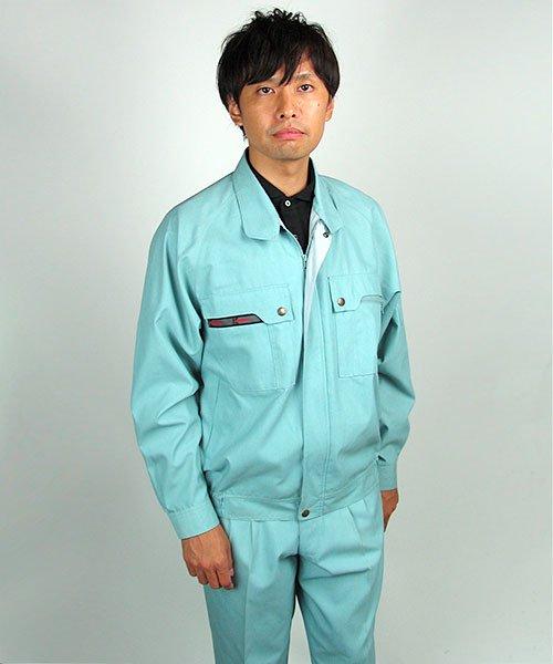 【カンサイユニフォーム】K30202「長袖ブルゾン」のカラー19