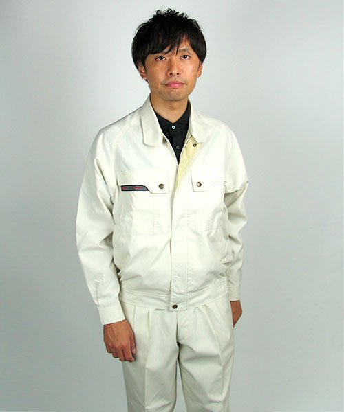 【カンサイユニフォーム】K30202「長袖ブルゾン」のカラー21
