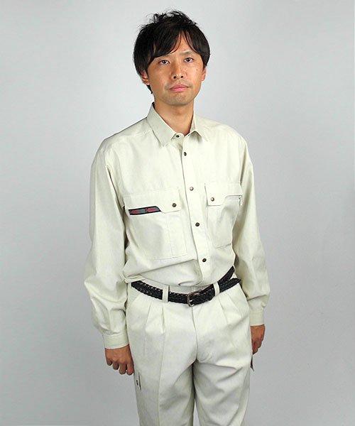 【カンサイユニフォーム】K30204「長袖シャツ」のカラー16