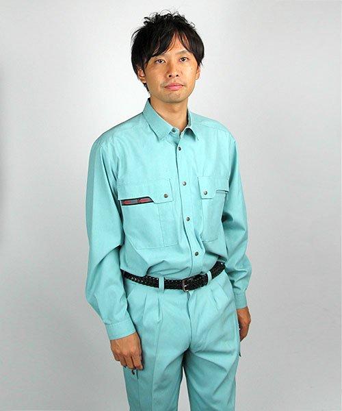 【カンサイユニフォーム】K30204「長袖シャツ」のカラー19