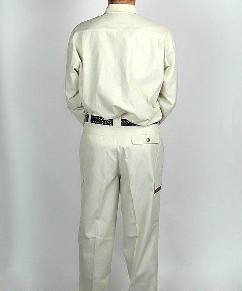 【カンサイユニフォーム】K30204「長袖シャツ」のカラー21