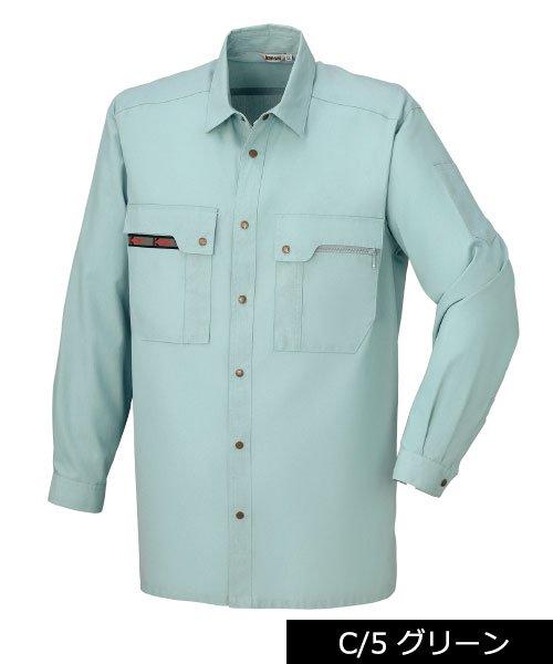【カンサイユニフォーム】K30204「長袖シャツ」のカラー6