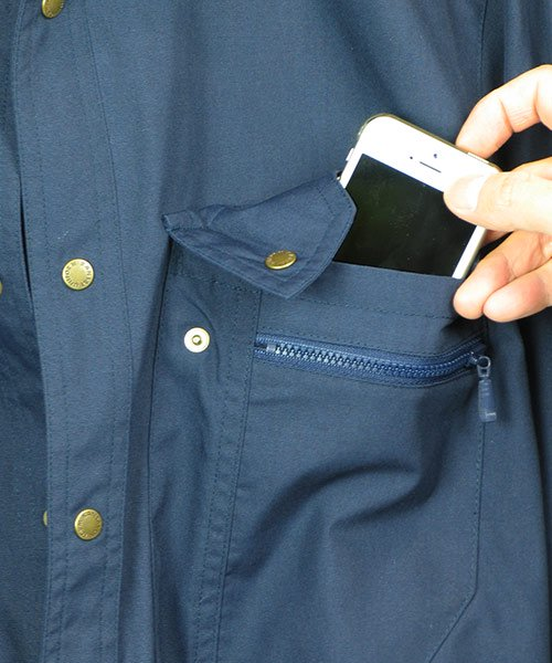 【カンサイユニフォーム】K30204「長袖シャツ」のカラー8