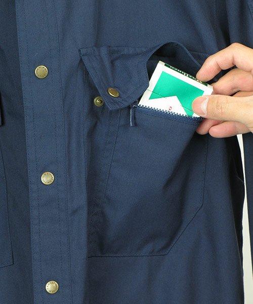 【カンサイユニフォーム】K30204「長袖シャツ」のカラー9
