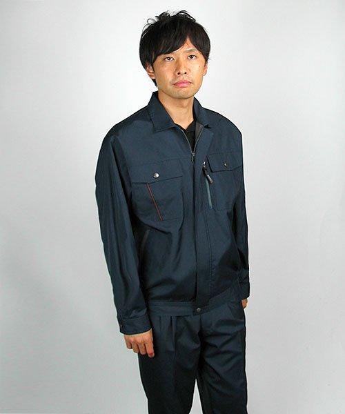 【カンサイユニフォーム】K40402「長袖ブルゾン」のカラー16