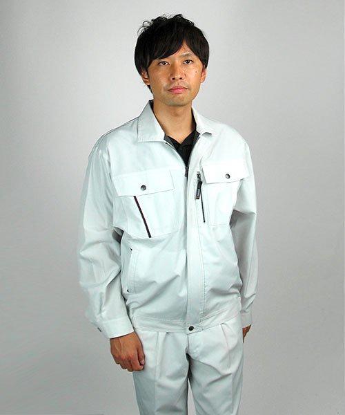 【カンサイユニフォーム】K40402「長袖ブルゾン」のカラー19