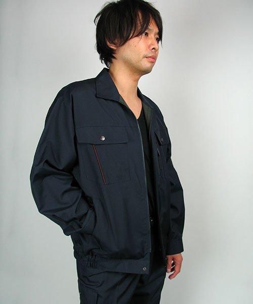 【カンサイユニフォーム】K40402「長袖ブルゾン」のカラー21