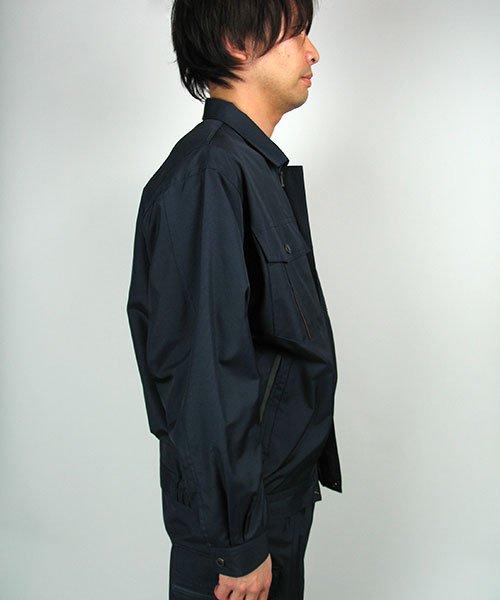 【カンサイユニフォーム】K40402「長袖ブルゾン」のカラー22
