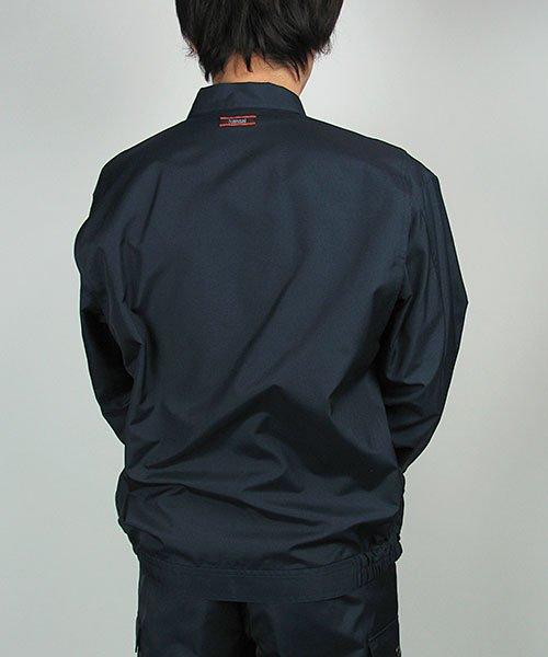 【カンサイユニフォーム】K40402「長袖ブルゾン」のカラー23