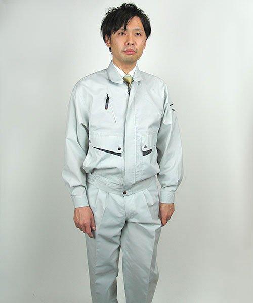 【カンサイユニフォーム】K4001(40012)「長袖ブルゾン」のカラー14