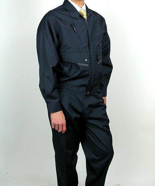 【カンサイユニフォーム】K4001(40012)「長袖ブルゾン」のカラー15