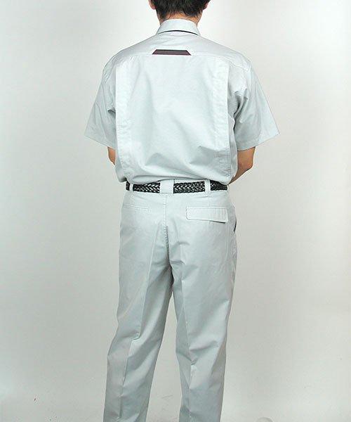 【カンサイユニフォーム】K4002(40023)「半袖シャツ」のカラー14