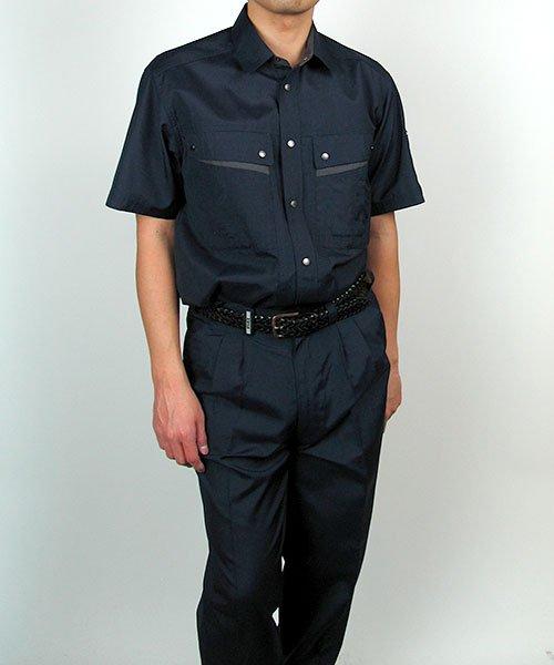 【カンサイユニフォーム】K4002(40023)「半袖シャツ」のカラー15