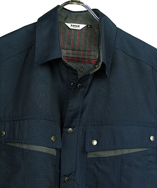 【カンサイユニフォーム】K4002(40023)「半袖シャツ」のカラー4