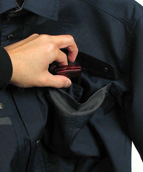 【カンサイユニフォーム】K4002(40023)「半袖シャツ」のカラー8
