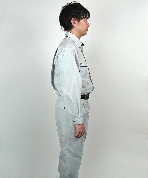 【カンサイユニフォーム】K4003(40034)「長袖シャツ」のカラー13