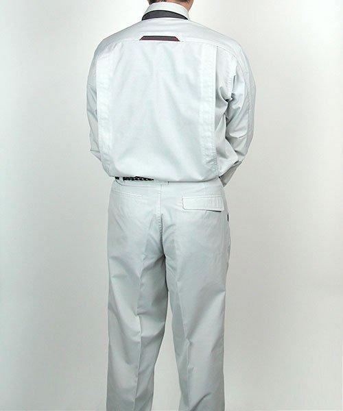 【カンサイユニフォーム】K4003(40034)「長袖シャツ」のカラー14